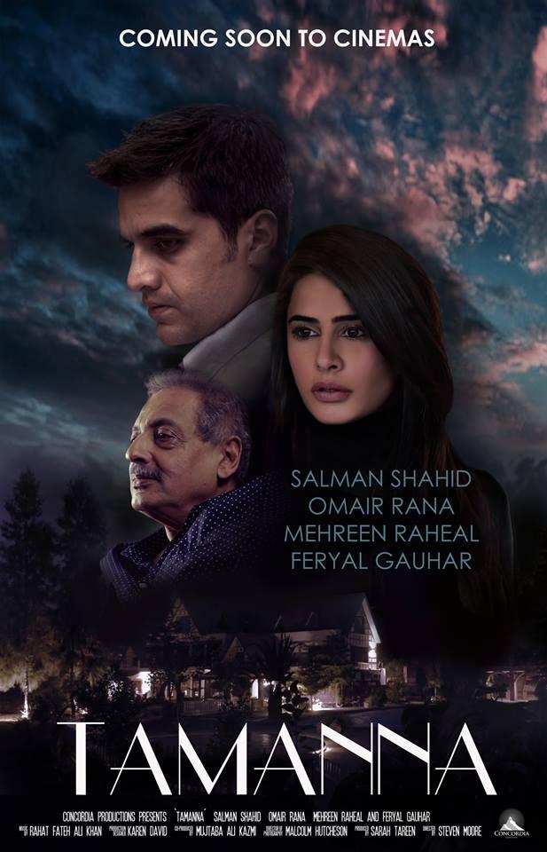 Tamanna new poster