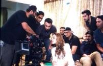 Yalgaar gang at film's shooting