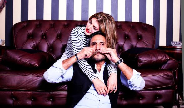 Aleeze and Adnan Siddiqui
