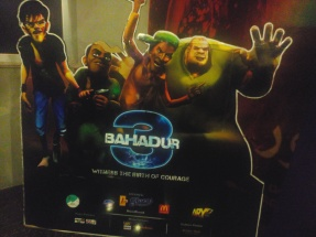 3 Bahadur is opening for the public on 22 May